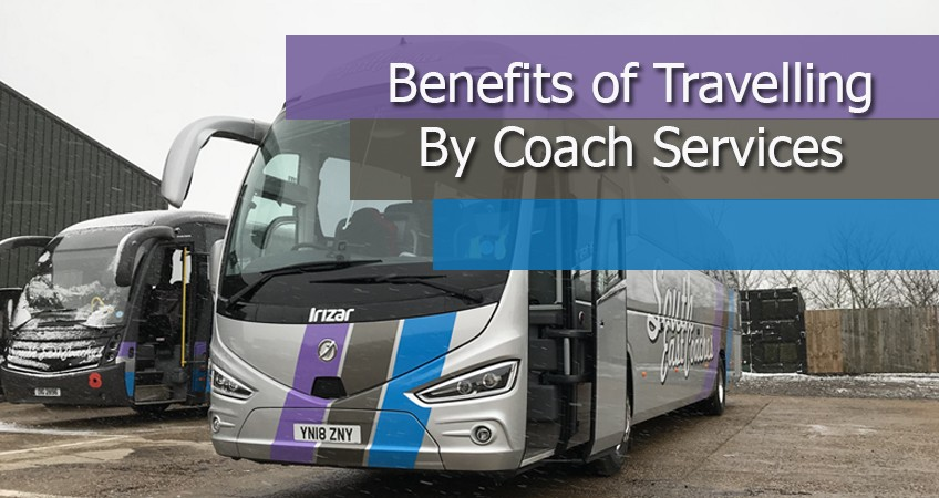 benefits of travelling by coach services