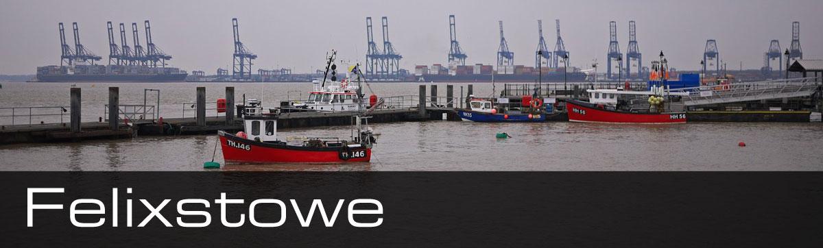 Felixstowe Seaport Transfers