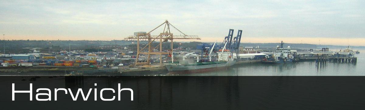 Harwich Seaport Transfers