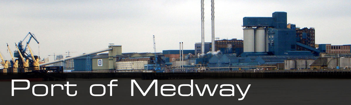 Port of Medway Seaport Transfers