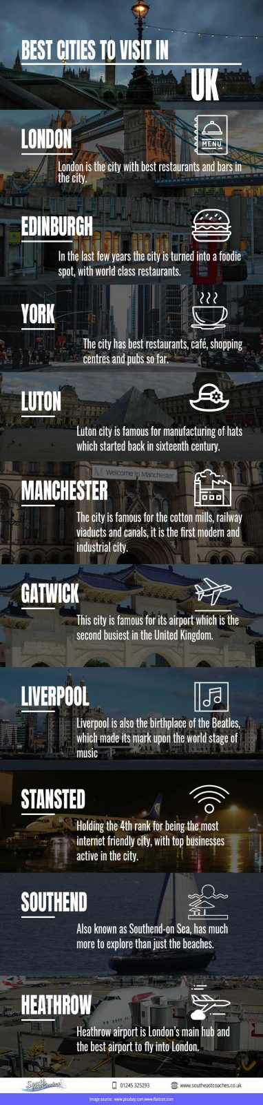 Best Cities To Visit In UK