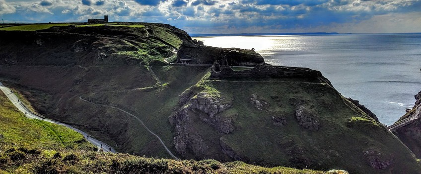 Tintagel-Castle